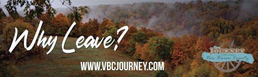 Why Leave Van Buren County?