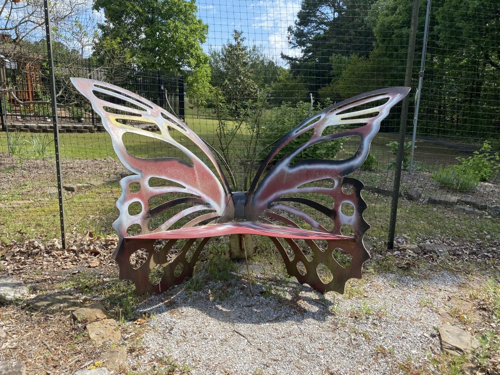 Butterfly Chair Ed Leamon Park