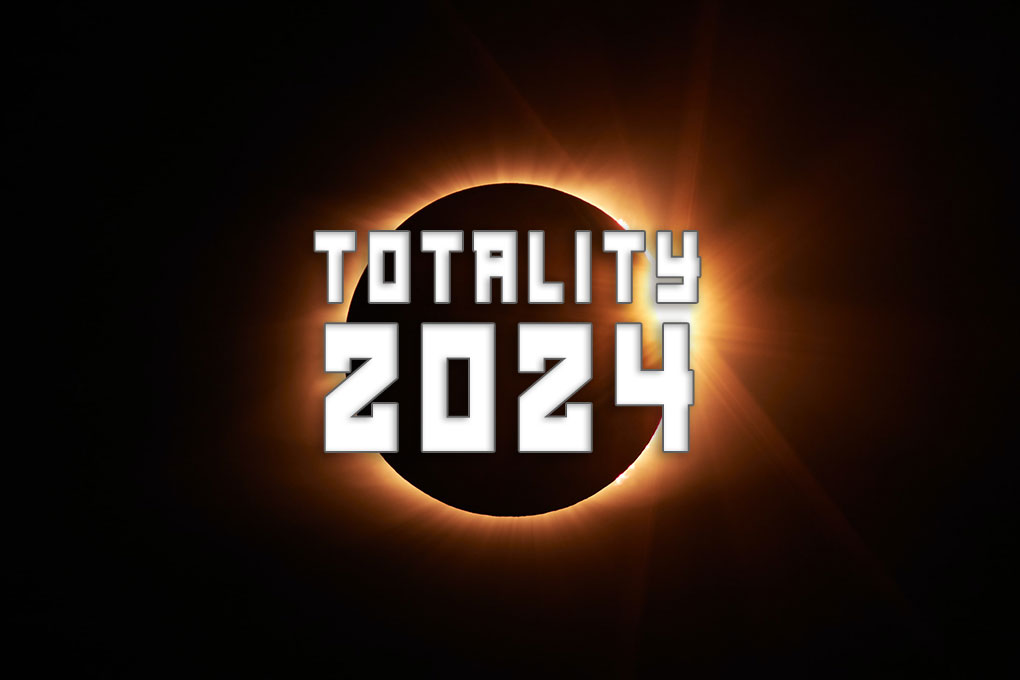 Lunar Eclipse Totality 2024